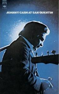 Johnny Cash at San Quentin LP album at All About Vinyl Records.com