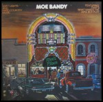 Moe Bandy album cover art.
