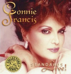 Connie Francis biography at All About Vinyl Records