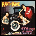 The Stray Cats Rant n' Rave Framed Album Cover Art of the month.