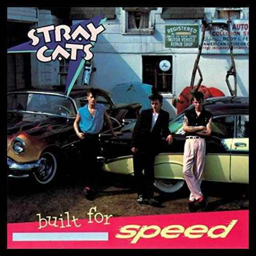 Cruise on over to the January Newsletter and check out the Framed Album Cover Art of The Month - The Stray Cats.