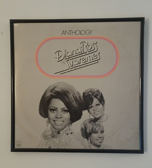 Original Anthology Album featuring Diana Ross and The Supremes from 1974.