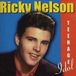 Ricky sings Teenage Idol at Vinyl Record Memories.com