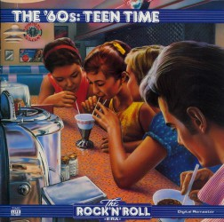 Sharing with friends at the local soda shops was what teen life was all about during the golden age of vinyl records.