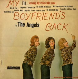 My Boyfriend's Back LP - 1963