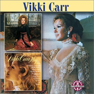 Vikki Carr sings Spanish Love songs at Vinyl Record Memories.com