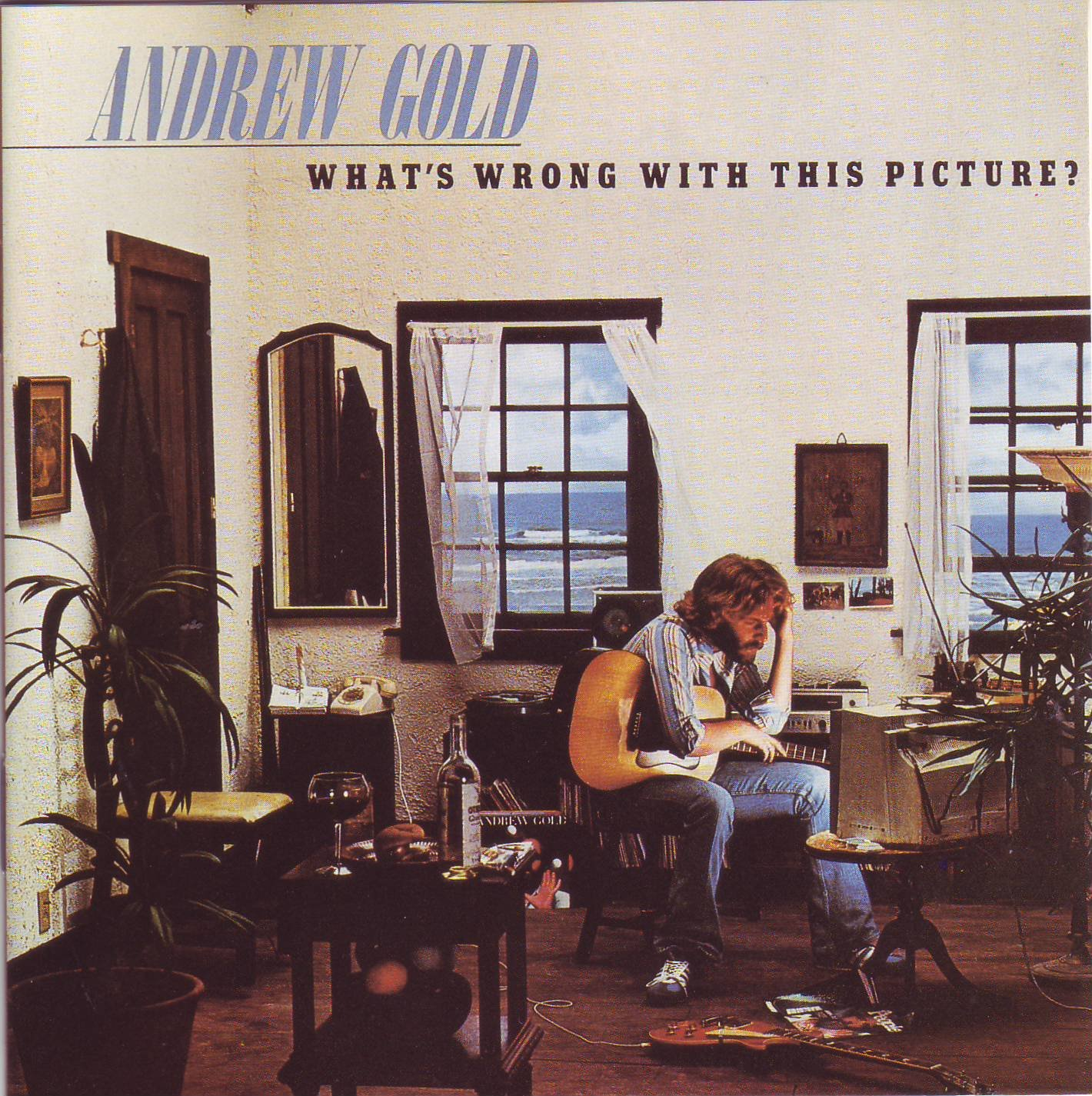 Andrew Gold at Vinyl Record Memories.