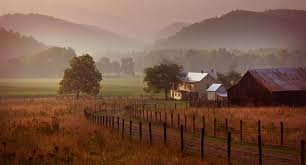 Beautiful West Virginia countryside. Read the John Denver story at vinyl record memories.com
