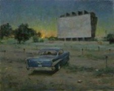 My favorite drive-in movie theater, The Holiday Drive-in Hamilton, Ohio.
