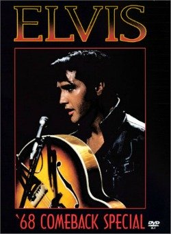 With one single hour of television, Elvis forever claimed his spot in Rock History.