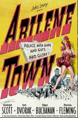 Abilene - The women there don't treat you mean. Abilene in song at vinyl record memories.com