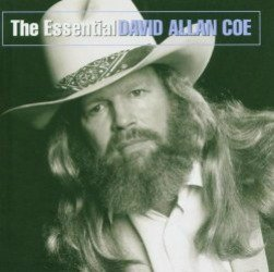 David Allan Coe Vinyl Record Memories and Mona Lisa Lost her Smile.