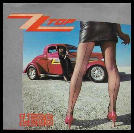 Album Cover Art - Legs - at Vinyl Record Memories.com
