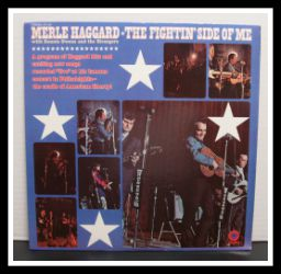 Merle Haggard Album purchased new in 1970.