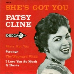 A Patsy Cline #1 hit from 1962.