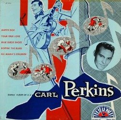 See all 117 Carl Perkins albums in one location.