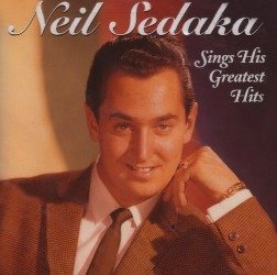 Neil Sedaka hits medley at All About Vinyl Records.