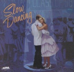 Slow dancing to Santo & Johnny Sleep Walk at All About Vinyl Records.com