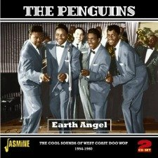 You can read about and watch The Penguins sing Earth Angel.