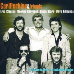 Eric Clapton singing Matchbox Rockabilly duet with Carl Perkins