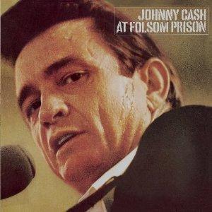 Folsom Prison album recorded live in 1968.