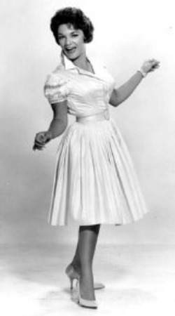 Go to Connie Francis Biography | Read the stories watch the videos.