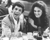 Frankie Avalon and Connie Francis.