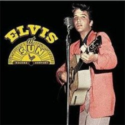 Elvis during his Sun Record days.