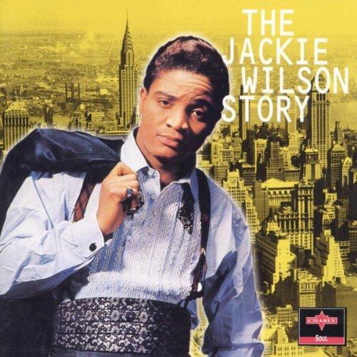 The Jackie Wilson Story at vinyl record memories.com