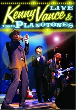 Kenny Vance and The Planotones at All About Vinyl Records