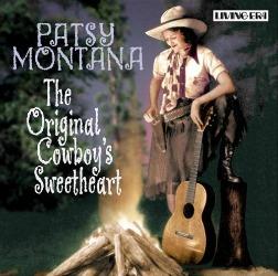 Patsy Montana vinyl record memories.