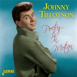 A real vinyl record memory - Johnny Tillotson's 1960 song, Poetry In Motion.