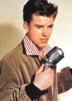 Ricky Nelson Poor Little Fool story at Vinyl Record Memories.com