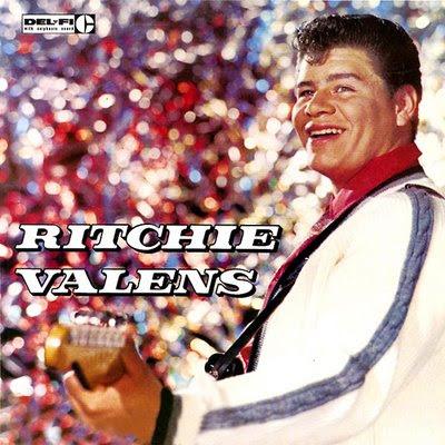Ritchie Valens posthumous album at vinyl record memories.com.