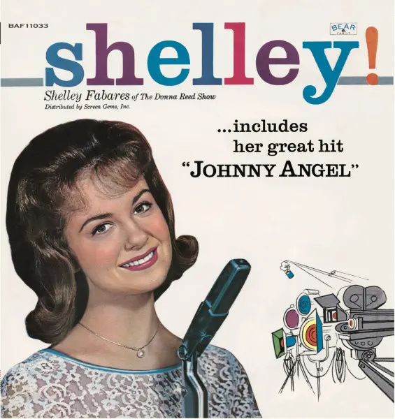 Johnny Angel and a girl named Sherry highlight these two forgotten oldies classics.