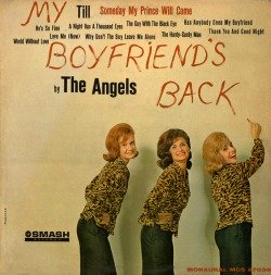 Read about The Angels and My Boyfriend's Back at vinyl record memories.