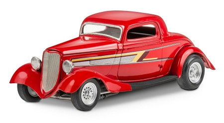 The ZZ Top Eliminator hot rod became a legend by appearing in several rock music videos.